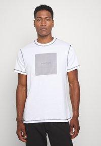 Woodbird - DIZZY TEE - Print T-shirt - white - 0