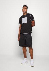 Woodbird - DIZZY TEE - Print T-shirt - black - 1