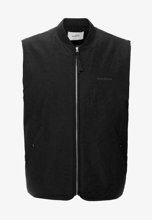 GRAXTON BOMB VEST - Waistcoat - black