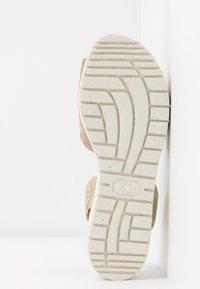 Wonders Green - Sandals - sahara - 6