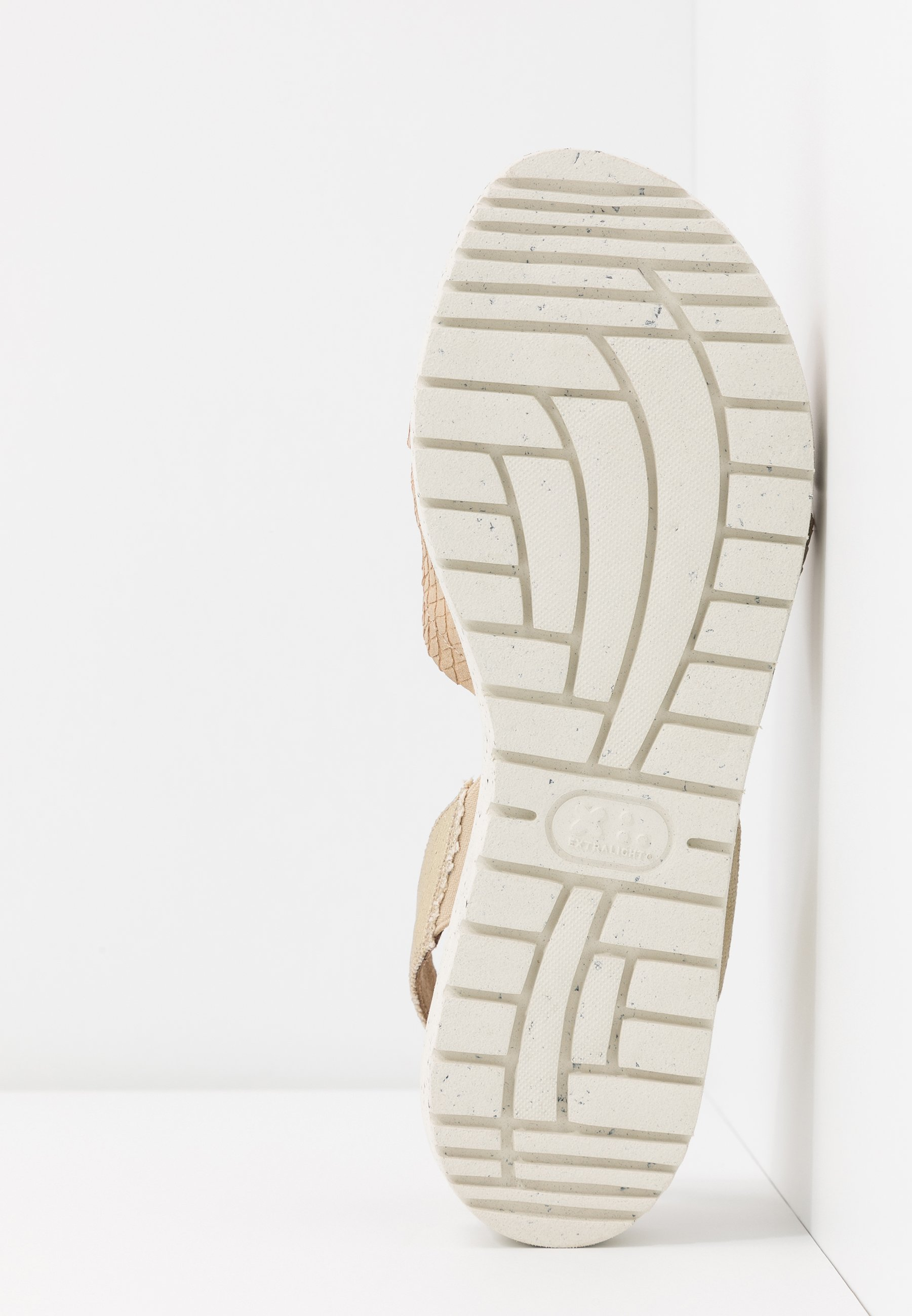 Wonders Green Sandaler - gaz nata/beige