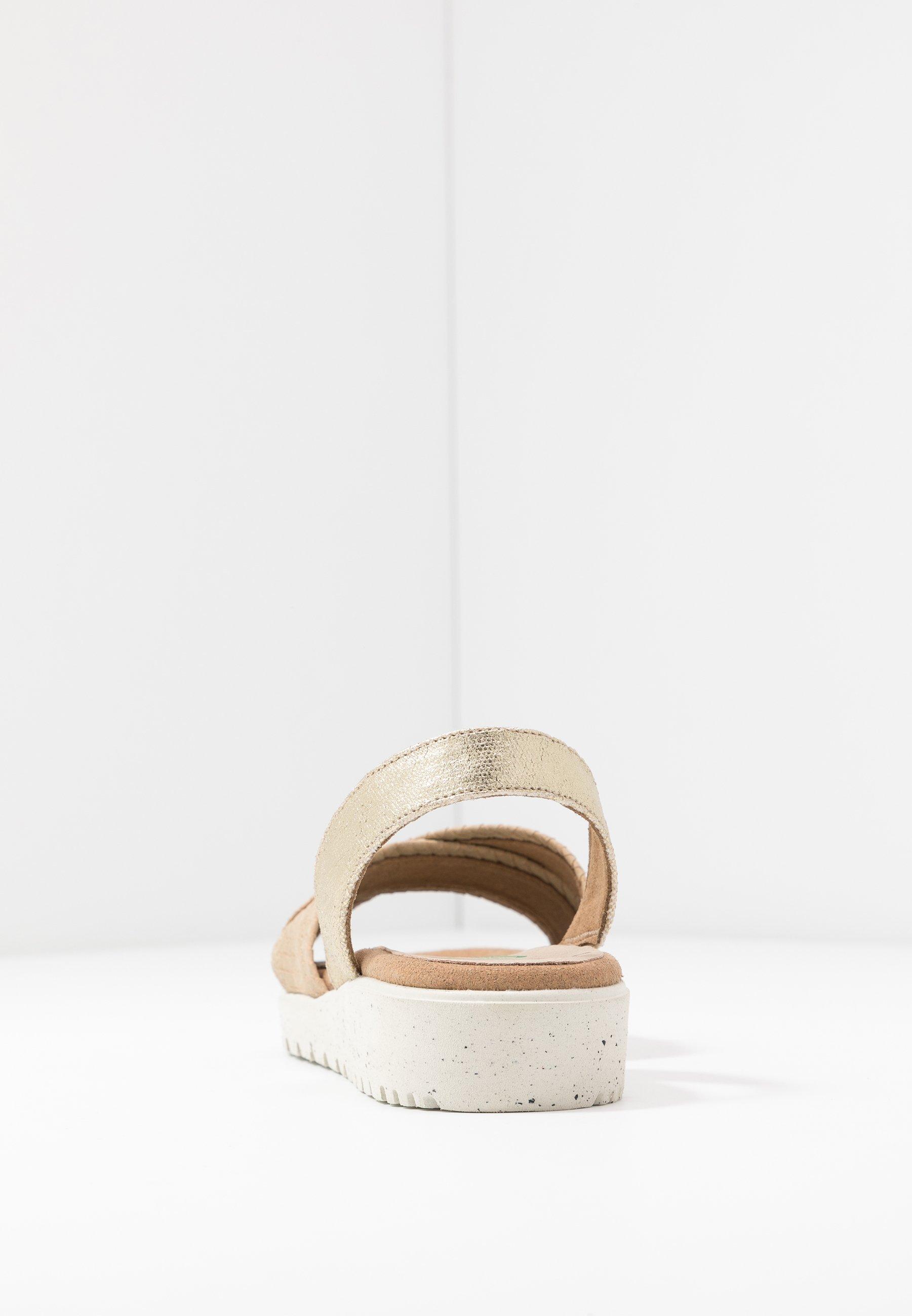 Sandaler gaz natabeige