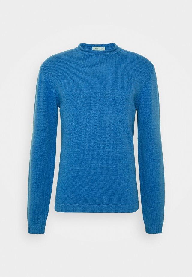 Pullover - azur