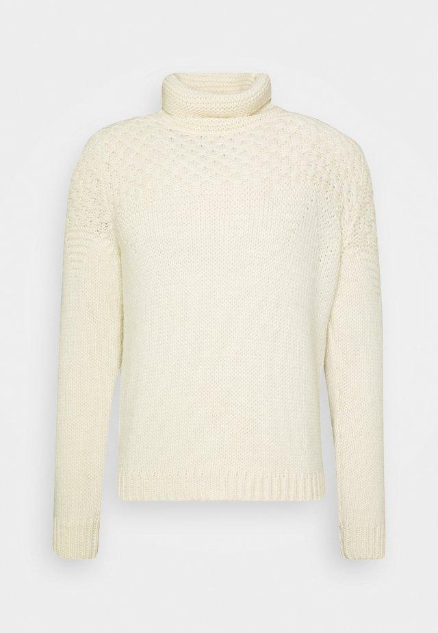 ROLLI - Pullover - white