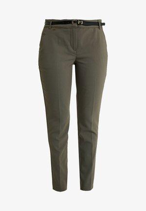 DOUBLE FACED CIGARETTE - Pantalon classique - khaki