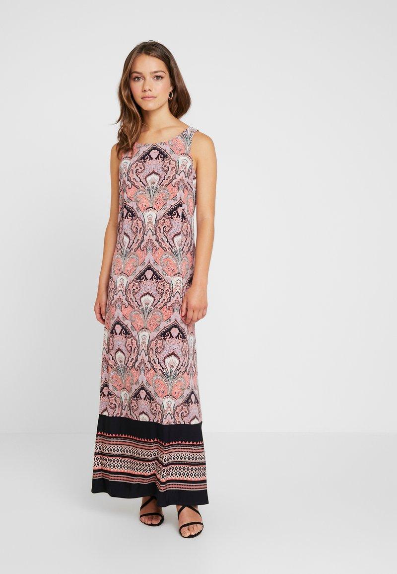 Wallis Petite - AZTEC BORDER - Długa sukienka - red