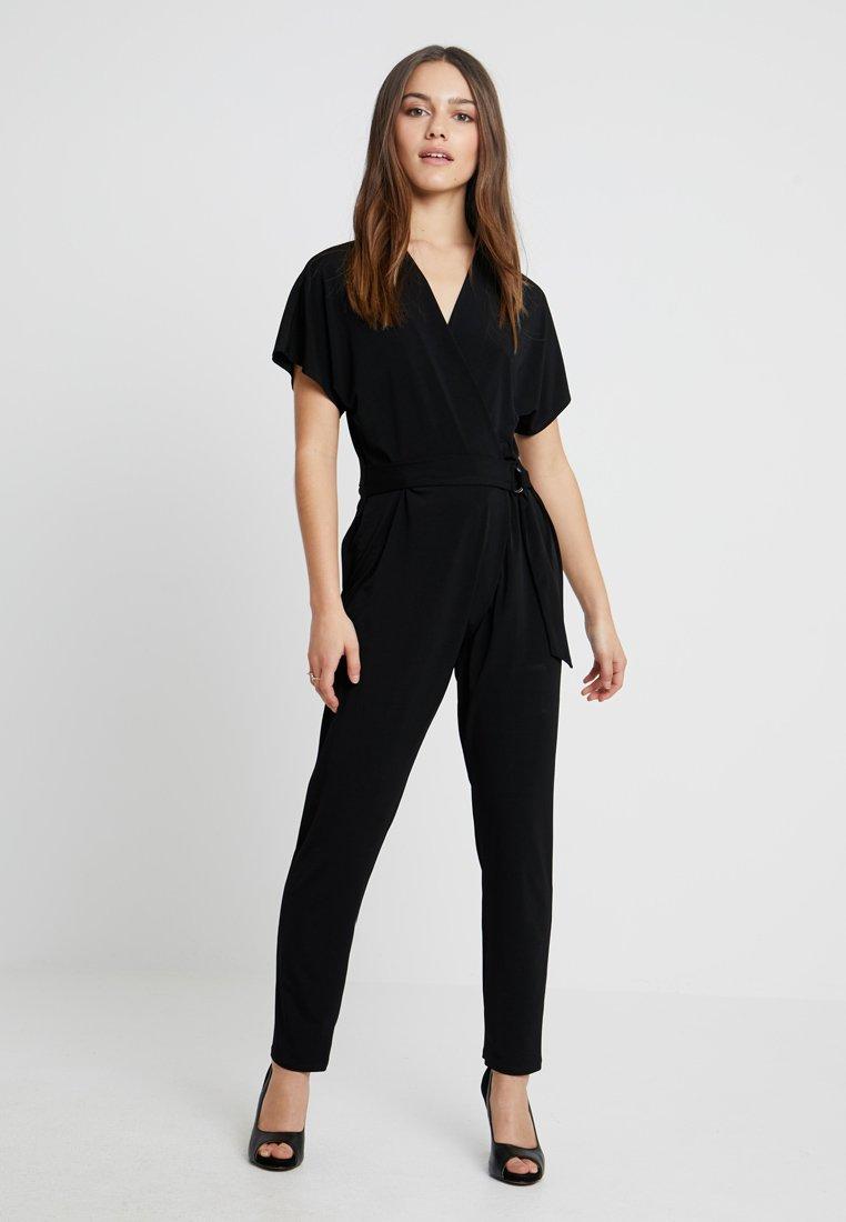 Wallis Petite - ITY - Jumpsuit - black