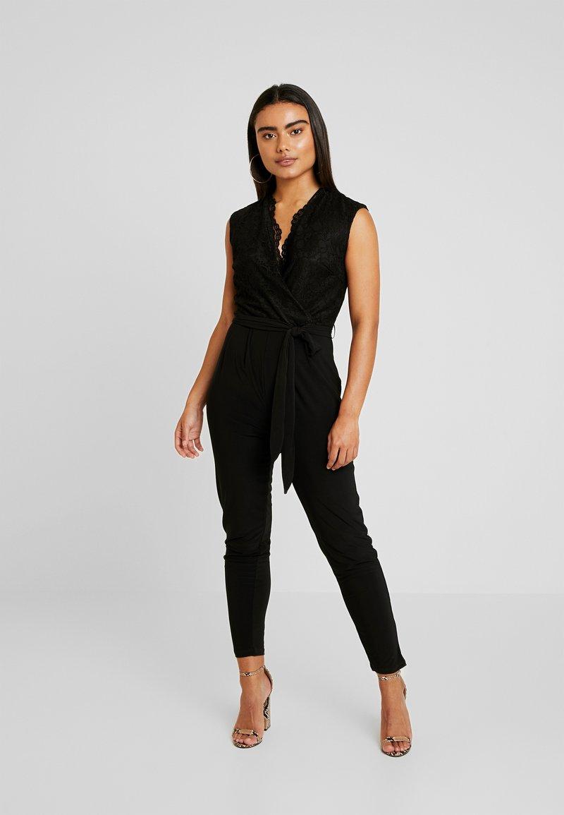 Wallis Petite - Overall / Jumpsuit /Buksedragter - black