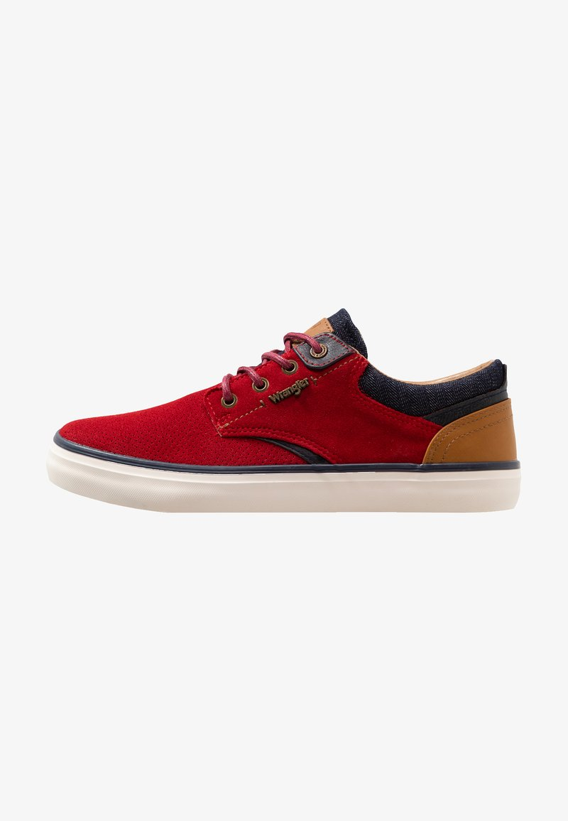 Wrangler - Trainers - red