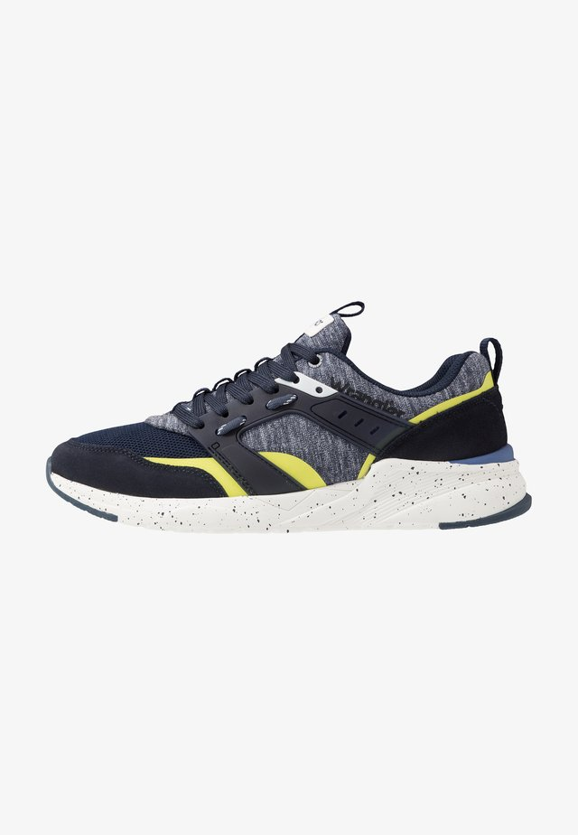 ICONIC 80 TECH - Joggesko - navy