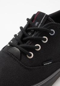 Wrangler - EPIC BOARD  - Sneakersy niskie - black - 5