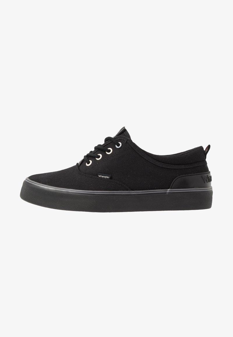 Wrangler - EPIC BOARD  - Sneakersy niskie - black