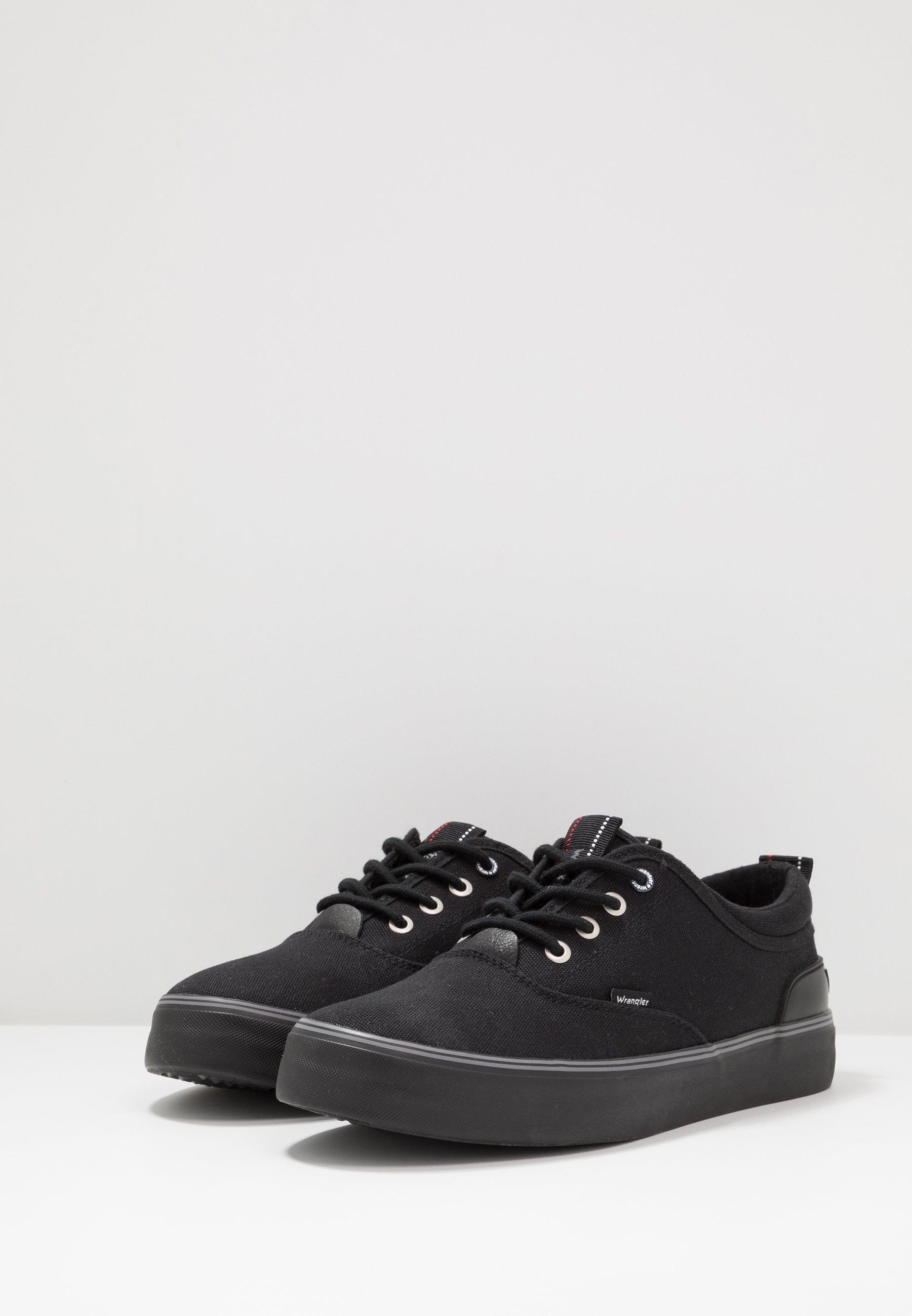 Wrangler EPIC BOARD  - Sneakersy niskie - black