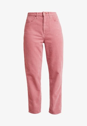 MOM - Trousers - brand apricot