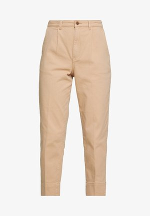 MOM - Pantalones chinos - warm sand
