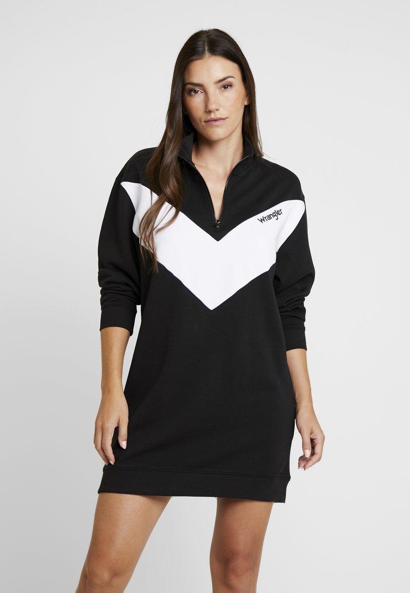 Wrangler - DRESS - Day dress - black