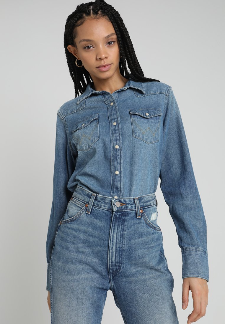 Wrangler - Button-down blouse - 3 years