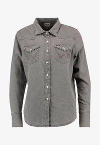 Wrangler - Overhemdblouse - black - 3
