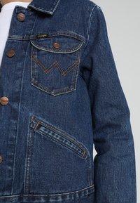 Wrangler - Kurtka jeansowa - 6 months - 6