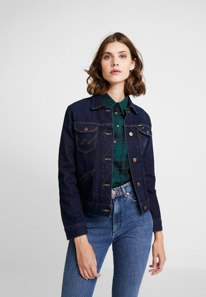 WOMENS JACKET - Kurtka jeansowa - good night