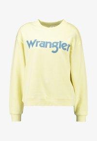 Wrangler - 80´S RETRO - Sweatshirt - french vanilla - 3