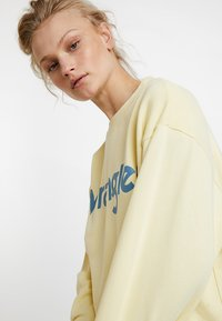 Wrangler - 80´S RETRO - Sweatshirt - french vanilla - 4