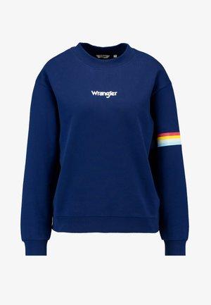 80S RETRO - Sweater - blue depths