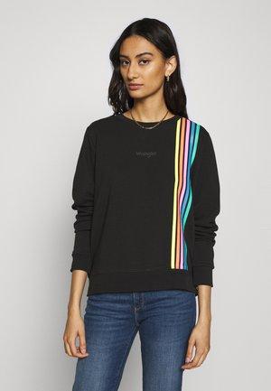 REGULAR - Sweatshirts - faded black