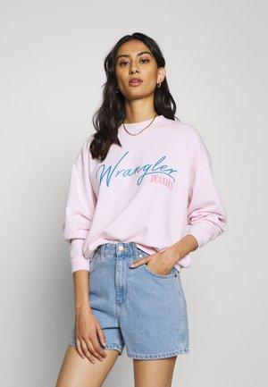 HIGH RETRO - Sweatshirt - cradle pink
