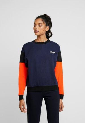 HIGH RETRO - Sweatshirt - navy