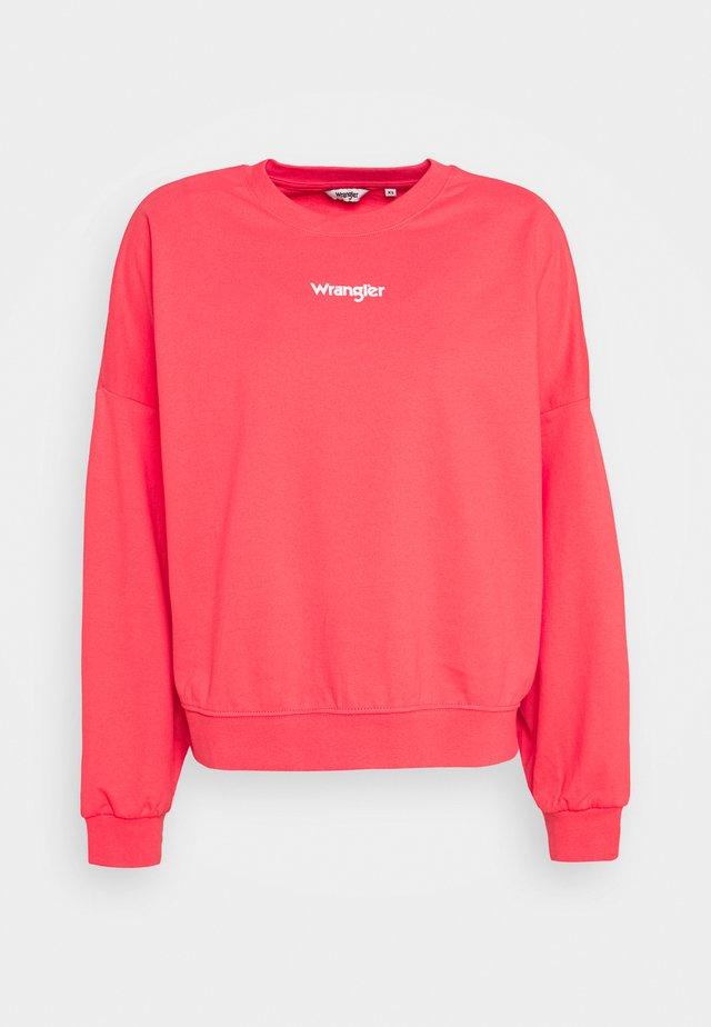 SUMMER WEIGHT - Bluza - paradise pink