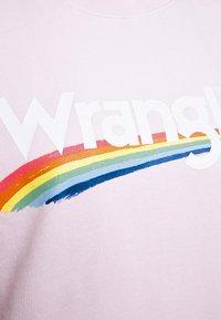 Wrangler - HIGH RETRO - Sweatshirt - lilac ice - 5