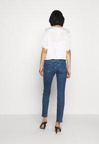 Wrangler - SLIM - Slim fit jeans - blue denim - 2
