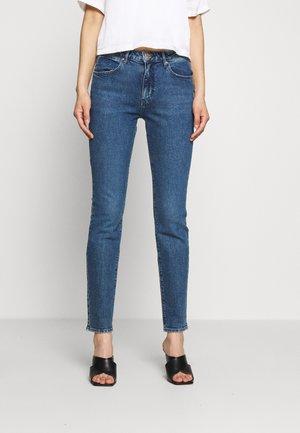 SLIM - Slim fit jeans - blue denim
