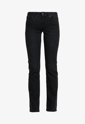 BODY BESPOKE - Bootcut jeans - used black