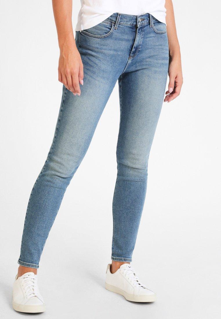 Wrangler - Jeans Skinny Fit - blue sparks