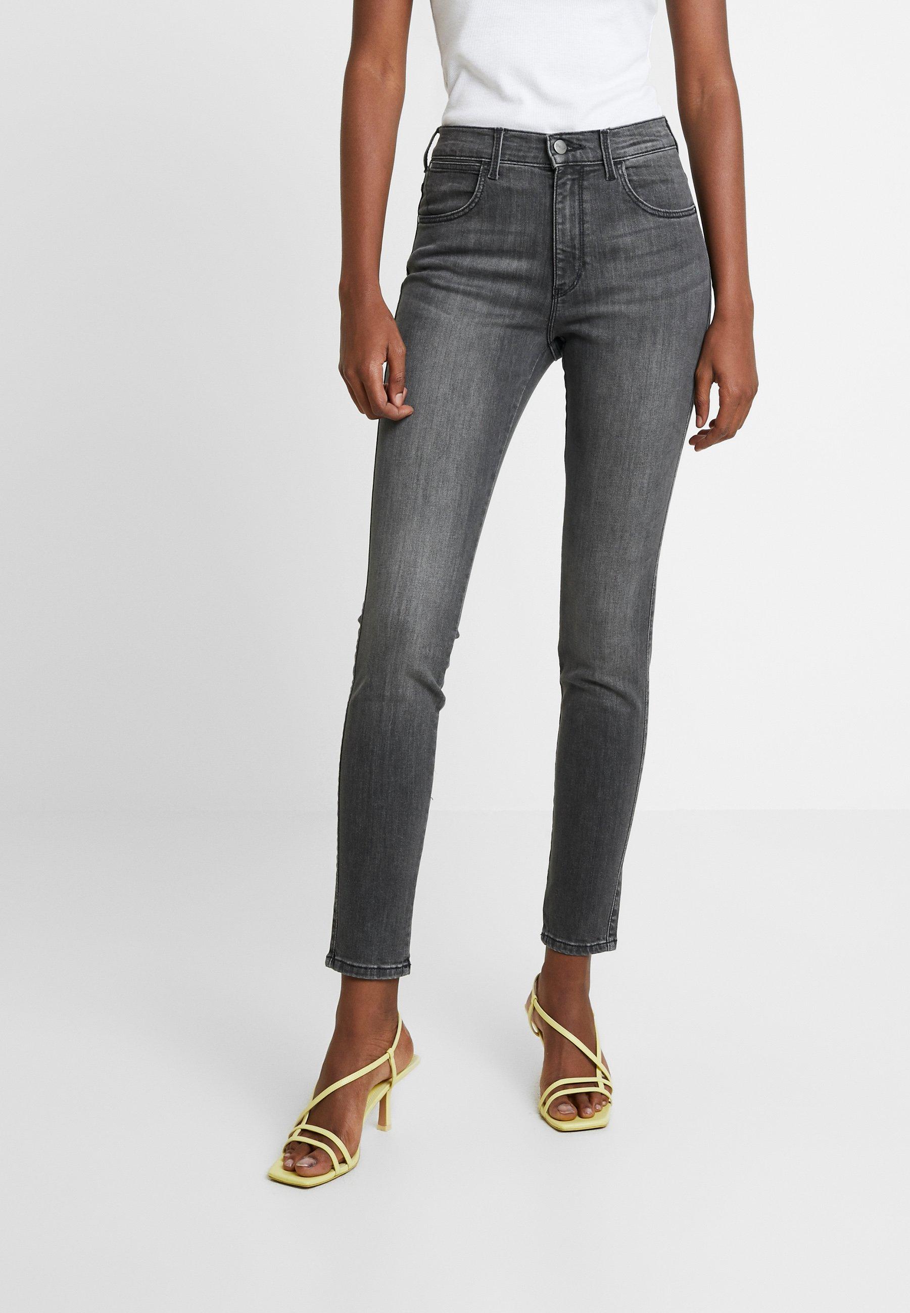 Wrangler HIGH RISEBODY BESPOKE - Jeans Skinny Fit night ice
