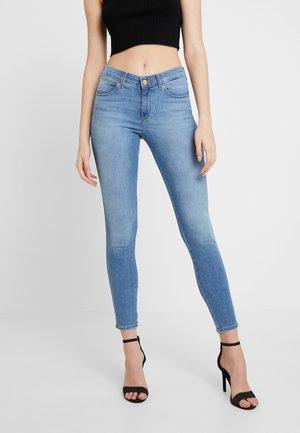 BODY BESPOKE - Jeansy Skinny Fit - blue denim
