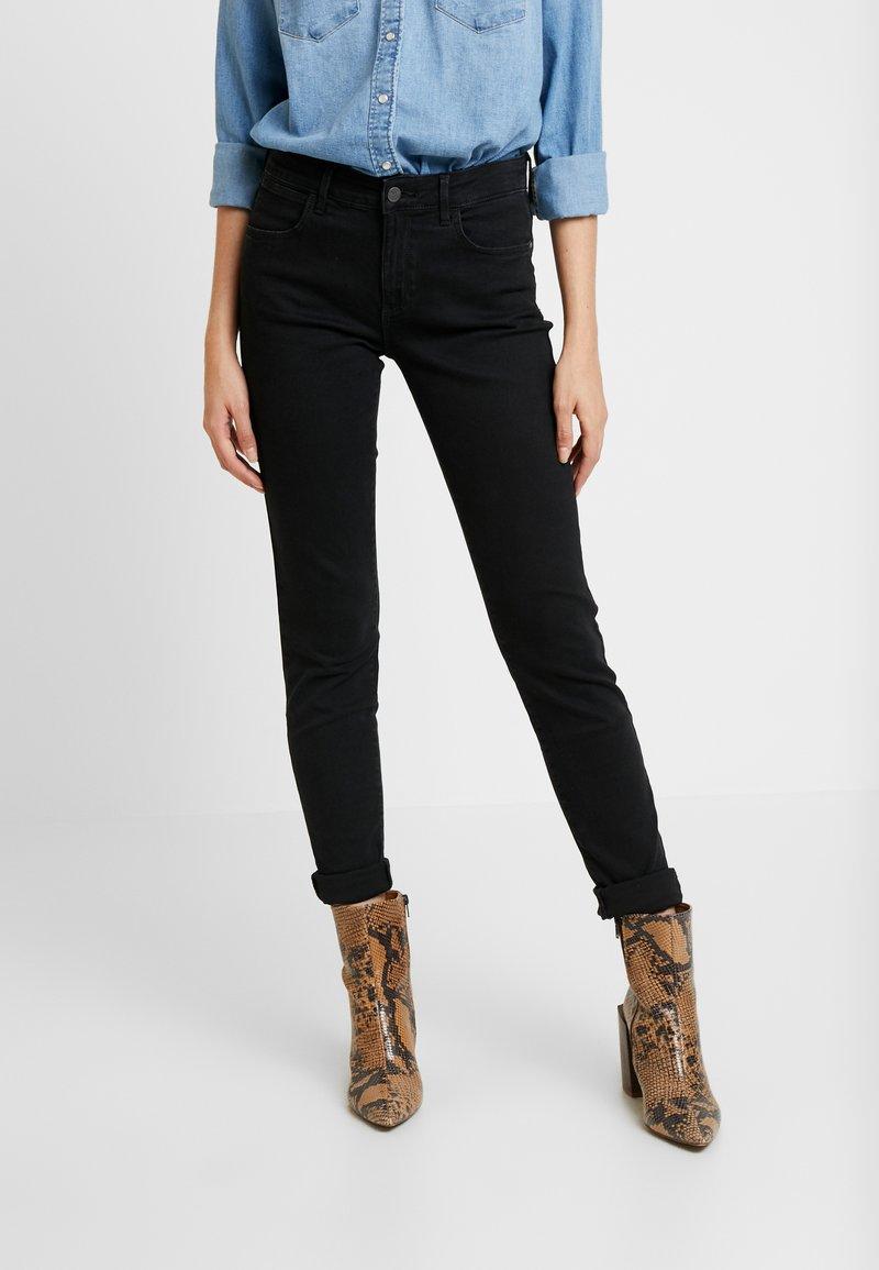 Wrangler - BODY BESPOKE - Jeans Skinny Fit - black