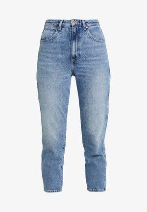MOM - Jeans baggy - ash cloud
