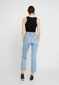 Wrangler - RETRO - Straight leg jeans - blue hawaii - 2