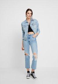 Wrangler - RETRO - Straight leg jeans - blue hawaii - 1