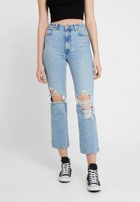 Wrangler - RETRO - Straight leg jeans - blue hawaii - 0