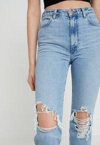 Wrangler - RETRO - Straight leg jeans - blue hawaii - 3