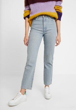 RETRO - Straight leg jeans - ice blue
