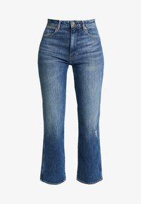 Wrangler - RETRO - Straight leg jeans - dark blue noise - 4