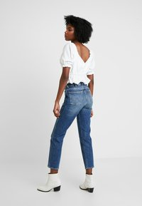 Wrangler - RETRO - Straight leg jeans - dark blue noise - 2