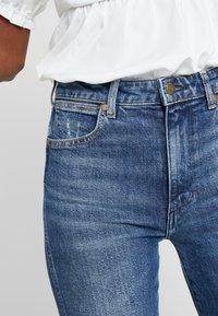 Wrangler - RETRO - Straight leg jeans - dark blue noise - 3