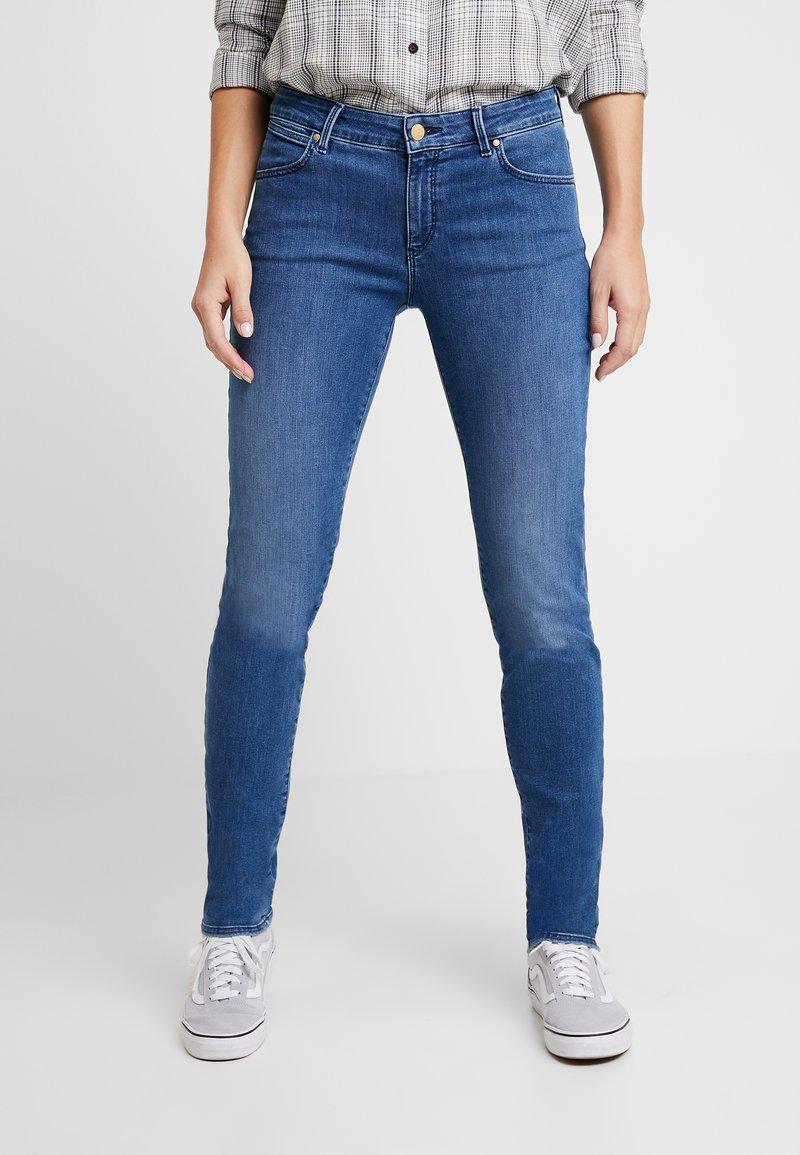 Wrangler - Slim fit jeans - dark blue