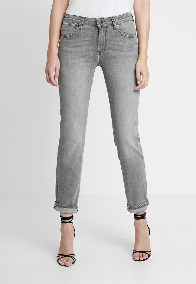 BODY BESPOKE - Jeansy Straight Leg - grey as ice